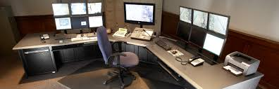 prison control room consoles u0026 command centers winsted