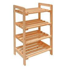 Schmales Regal Bad Bad Regal Holz Badezimmerregal Haushaltsregal Real