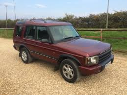 land rover discovery diesel used land rover discovery 25 td5 gs 7 seater 5dr full service