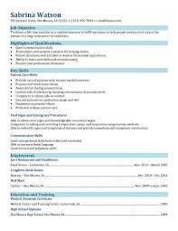 Medical Doctor Resume Example Download Medical Resume Haadyaooverbayresort Com