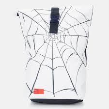 shop white adidas kids u0027 marvel spider man backpack for kids by