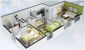 Free Home Plan 3d Home Plans For Free Small House And Apartment Plans Home