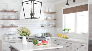 modern country kitchen with oak cabinets gorgeous modern farmhouse kitchens