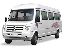 travel bus images Tempo traveller service in kashipur png