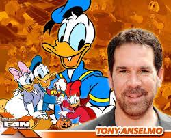 30 donald duck voice actor tony anselmo salt