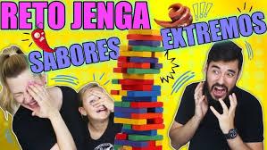 Challenge Reto Flooxer Jenga Challenge Reto Jenga Con Sabores Extremos