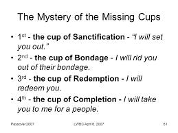 passover 4 cups the passover seder as celebrated by the lord jesus in his last