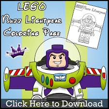 free lego buzz lightyear printable coloring skgaleana