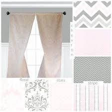 Light Grey Shower Curtain Pink And Gray Curtains U2013 Teawing Co