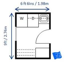 Faucet Washer Size Chart Laundry Room Dimensions For Larger Appliances Us Canada This