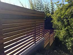 horizontal wood fence design latest modern designs vertical