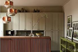 kitchen cabinet painting ideas painted kitchen cabinet ideas photos architectural digest