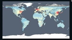 satellite maps 2015 nasa satellite images how polluted your country is cnn