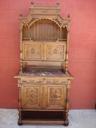 Antique Server Buffet by French Antique Gothic Furniture Antique Hutch Sideboard Server