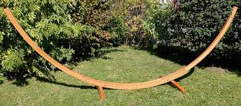 Cypress Hammock Stand Amazon Com Bamboo Arc Hammock Stand For All Hammocks 14 5 Foot