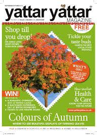 oaktown native plant nursery yattar yattar sept oct 2015 by brillybox publishing u0026 media issuu