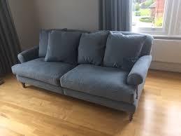 bespoke bridgeford sofa 220 cm wide split in two for difficult