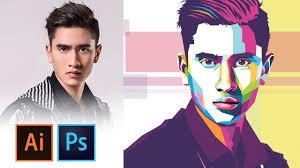 tutorial wpap lewat photoshop wpap tutorial illustrator photoshop youtube