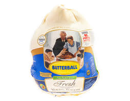 fresh whole turkey boxed butterball fresh whole turkey 14 18 lbs all