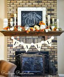 Mantel Decorating Tips Christmas Mantel Decorating Ideas For Brick Fireplace Mantels