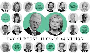 41 years 3 billion inside the clinton donor network