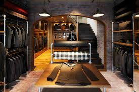 barbour opens its first flagship store minimal