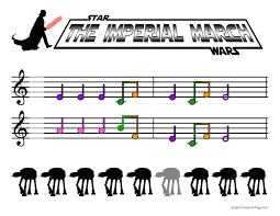 the imperial march beginner piano sheet music projects in parenting