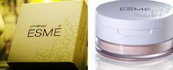 Bedak Esme merk bedak yang cocok untuk kulit berminyak dan berkomedo rekomended