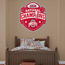 fathead offering ohio state championship wall graphics decals and