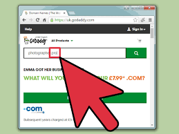 how to register a domain name with pictures wikihow
