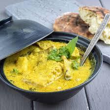 comment cuisiner le colin recette colin au curry