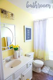 blue and yellow bathroom ideas pale yellow walls insideradius