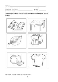 english worksheet for grade 1 spelling worksheets for grade