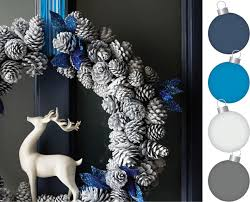 What Goes Well With Blue Holiday Colors Fun And Sparkly Palettes For This My Colortopia