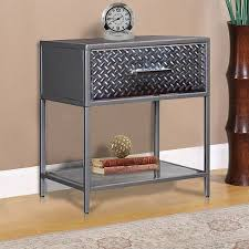 Stainless Steel Nightstand Best 25 Metal Nightstand Ideas On Pinterest Diy Interior