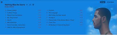 drake u0027s new album u0027nothing was the same u0027 has been leaked mtl blog