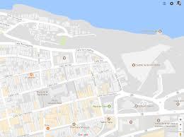 Old San Juan Map Old San Juan Puerto Rico Meli Official