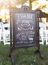 wedding chalkboard ideas 18 unique chalkboard wedding sign ideas