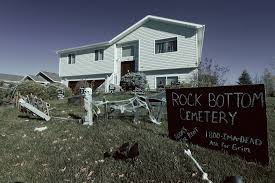 the winner of the 2014 halloween home decorating contes