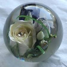 wedding flowers paperweight how to make a resin paperweight resin flower and glass
