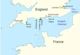 England On Map File English Channel Location Map Halsewell Svg Wikimedia Commons