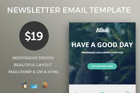 html newsletter template u2013 10 free psd pdf format download