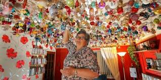 this s ornament covered ceiling is amazing sylvia pope