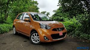 nissan micra new 2017 nissan micra mc facelift xv cvt first drive review