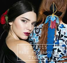hair s s 2015 spring summer 2015 hair accessory trends fashionisers