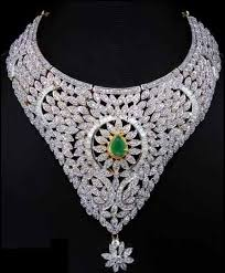 necklace designs silver images Fashion style glamour world beautiful latest fashion bridal jpg
