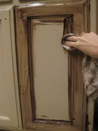 gel paint for cabinets antiquing stain over paint messy messy be sure to cover the