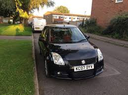 suzuki swift sport 2007 fantastic condition great looking 12