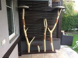 windschutz fã r balkone kratzbaum fã r balkon 100 images viele katzenbäume sind