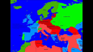 Map Of Ww1 Europe by Alternate History Of Europe Part 6 Ww1 Youtube